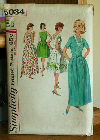 Vintage pattern1