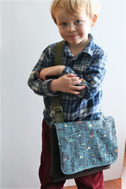Toddler Messenger Bag Boys Messenger Bag
