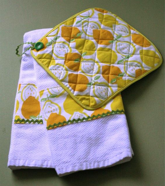 Lemon gift