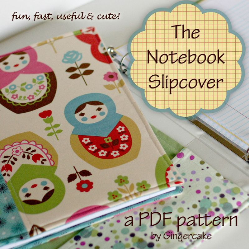 Notebookslipcoversquaretitle