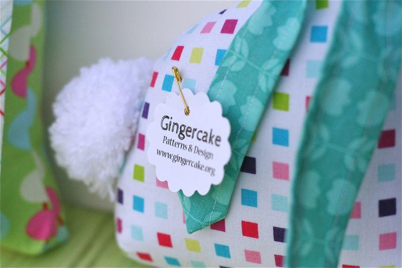 Gingercake Price Tag