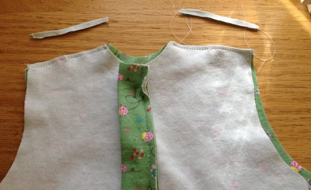 Newborn Baby Gowns Sewing Tutorial - Gingercake